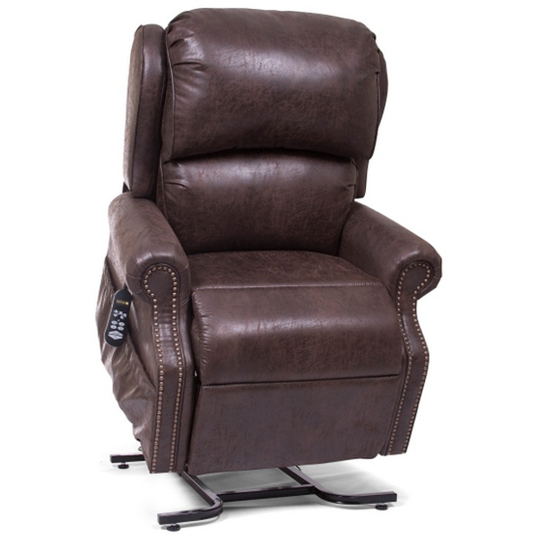Golden Pub Chair PR713 with MaxiComfort - Mahogany