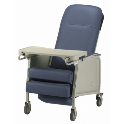 Invacare Traditional Three-Position Recliner - Blue Ridge