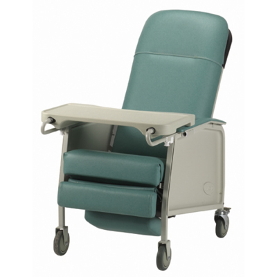 Invacare Traditional Three-Position Recliner - Jade