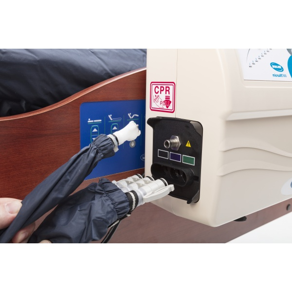 Invacare Microair Ma900 Lateral Rotation True Low Air Loss
