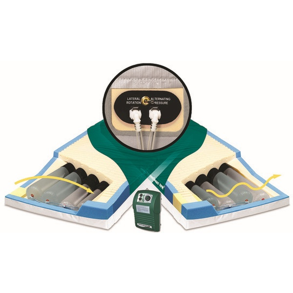 SpanAmerica PressureGuard APM2 Mattress